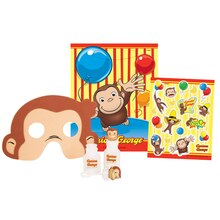Curious George Party Favors Kit for 8