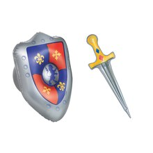 Inflatable Sword and Shield