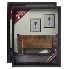 Studio Décor Shadowbox, 2 Pack