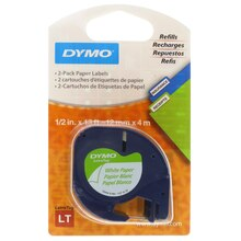 Dymo LetraTag Paper Labels Refill