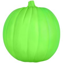 buy the glow in the dark craft pumpkin by ashland at michaels. Black Bedroom Furniture Sets. Home Design Ideas