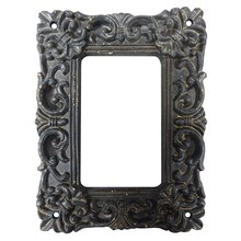 Black Resin Frame Decor Accents By ArtMinds