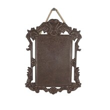 Bronze Rectangular Iron Plaque By ArtMinds
