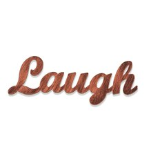 Laugh Magnetic Metal Accent By ArtMinds