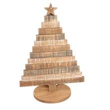 Rustic Wood Tabletop Tree By Celebrate It