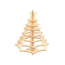 3D Wood Christmas Tree By Celebrate It