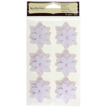 Signature Wedding Flower Dimensional Stickers By Recollections
