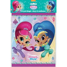 Shimmer And Shine Goodie Bags, 8ct