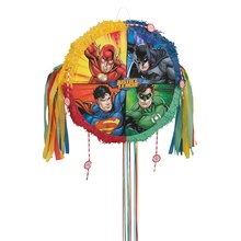 Justice League Pinata, Pull String