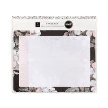 We R Memory Keepers Typecast Flower Desk Pad