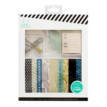 Heidi Swapp Memory Planner Travel Embellishment Kit