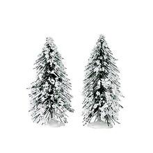 Lemax Needle Pine Tree, Set of 2, Small