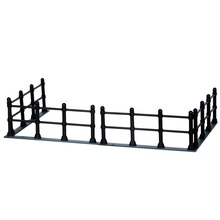 Lemax Canal Fence, Set of 4