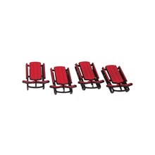 Lemax Sled, Set of 4