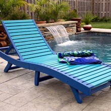 Outdoor Chaise Lounge, medium