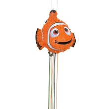 Finding Dory Nemo Pinata, Shaped Pull-String