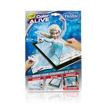 Crayola Color Alive Disney Frozen