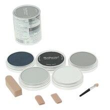 PanPastel 5 Color Grays Set