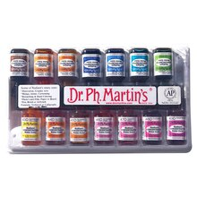 Dr. Ph. Martin's Radiant Concentrated Water Color, Set D