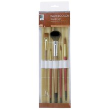 Art Alternatives Roll Up Watercolor Brush Set