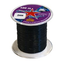 Stretch Magic® Bead & Jewelry Cord Spool, Black 0.5mm