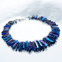 Deep Ocean Necklace, medium
