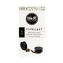 We R Memory Keepers Typecast Typewriter Replacement Ribbon, Black/Brown