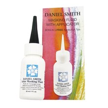 Daniel Smith Masking Fluid & 5 Tip Applicator System
