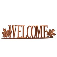 Welcome Tabletop Sign By Ashland