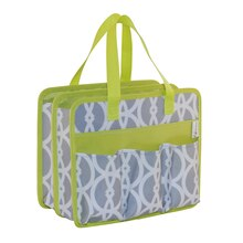 Everything Mary Geometric Tag-Along Tote