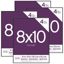 "Basics Format 8"" x 10"" Frames By Studio Decor"