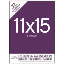 "Basics Format 11"" x 15"" Multipurpose Frame By Studio Decor"