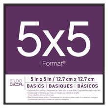 "Basics Format 5"" x 5"" Frame By Studio Decor"