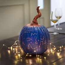 Galaxy Pumpkin, medium