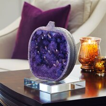 Geode Craft Pumpkin, medium
