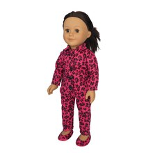 Doll Leopard Pajamas By Creatology