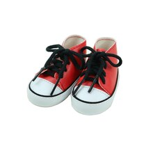 Red Doll Tennis Shoes for By Creatology
