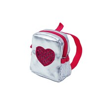 Doll Heart Backpack By Creatology, Red