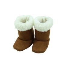 Doll Sherpa Boots By Creatology