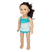 2 Piece Doll Swimsuit By Creatology