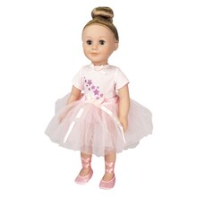 Doll Pink Tutu Outfit By Creatology