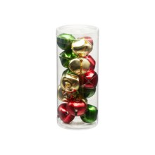 Red, Gold & Green Bells By Celebrate It