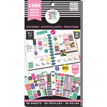 Create 365 The Happy Planner Everyday Plans Value Pack Stickers