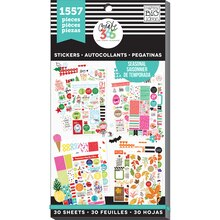 Create 365 The Happy Planner Seasonal Value Pack Stickers