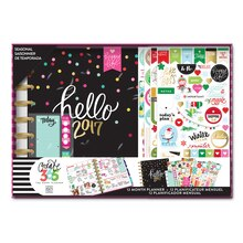 Create 365 The Happy Planner 12 Month Box Kit, Seasonal 2017