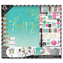 Create 365 The Happy Planner Be Happy Every Day Planner