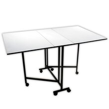 Sullivans Home Hobby Table, White