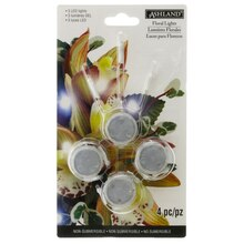 """2"""" LED Wire Floral Lights By Ashland"""