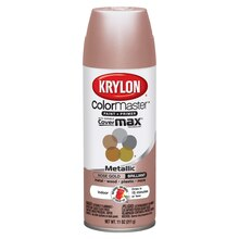 Krylon ColorMaster Metallic, Rose Gold