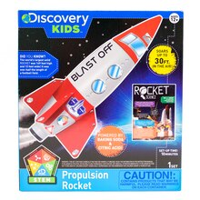 Discovery Kids Propulsion Rocket Kit